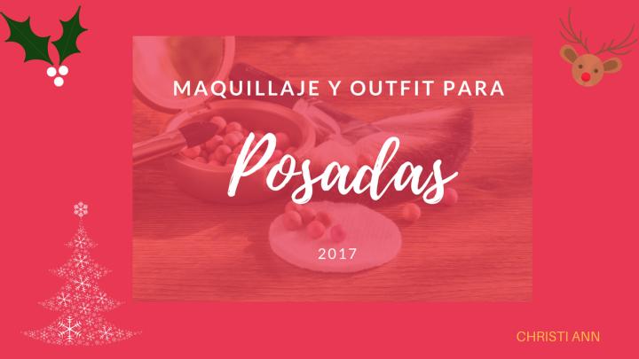 Maquillaje y Outfit paraposadas